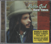Pablo Gad - The Best Of: Hard Times (Burning Sounds) CD
